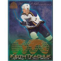 2001-02 ADRENALINE - KEITH TKACHUK #17 WORLD BEATERS