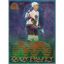 2001-02 ADRENALINE - ZIGGY PALFFY #8 WORLD BEATERS