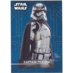 2016 Star Wars The Force Awakens - Captain Phasma Character Stickers #4
