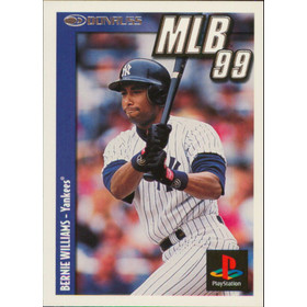 1998 Donruss MLB 99 - Bernie Williams #18