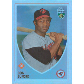 2002 Super Teams - Don Buford Retrofractors #107 816/1970