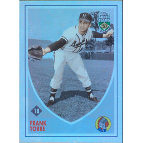 2002 Super Teams - Frank Torre Retrofractors #31 958/1957