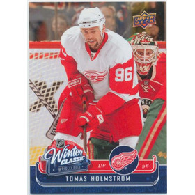2008-09 MVP - TOMAS HOLMSTROM #WC5 WINTER CLASSIC