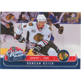 2008-09 MVP - DUNCAN KEITH #WC14 WINTER CLASSIC