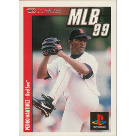 1998 Donruss MLB 99 - Pedro Martinez #5