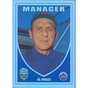 2002 Super Teams - Gil Hodges Retrofractors #87 1750/1969