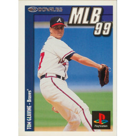 1998 Donruss MLB 99 - Tom Glavine #13
