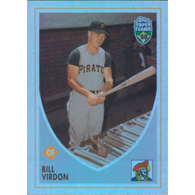 2002 Super Teams - Bill Virdon Retrofractors #49 712/1960