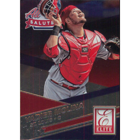 2015 Elite - Yadier Molina All-Star Salutes #11