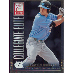 2015 Elite - Dustin Ackley Collegiate Elite #7