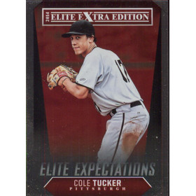 2014 Elite Extra Edition - Cole Tucker Elite Expectations #9