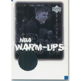 2000-01 Encore - Mike Miller NBA Warm-Ups #MM-W