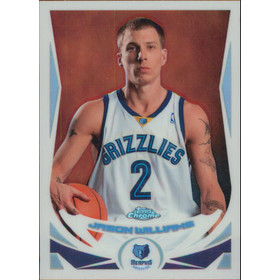 2004-05 Topps Chrome - Jason Williams Refractor #157