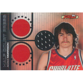 2006-07 Full Court - Adam Morrison Half Court Press Relics Triples #HCP20 11/25