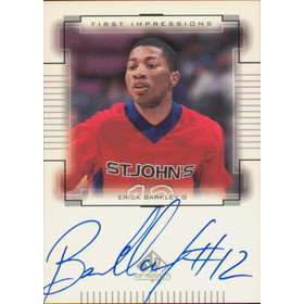 2000 SP Top Prospects - Erick Barkley First Impressions #EB