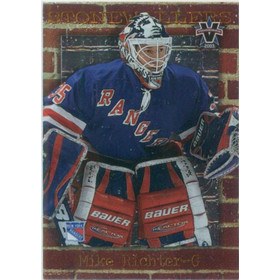 2002-03 VANGUARD - MIKE RICHTER #8 STONEWALLERS