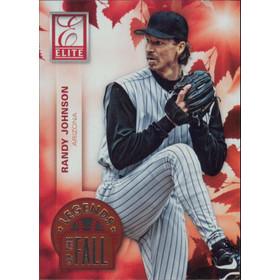 2015 Elite - Randy Johnson Legends of the Fall #10
