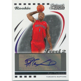 2006-07 Trademark Moves - P.J. Tucker RC #110 77/149