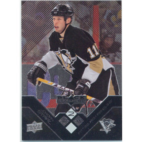 2008-09 BLACK DIAMOND - JORDAN STAAL #120 DOUBLE DIAMOND