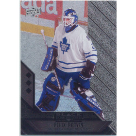 2014-15 BLACK DIAMOND - FELIX POTVIN #171 TRIPLE DIAMOND