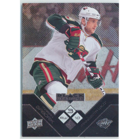 2008-09 BLACK DIAMOND - MARIAN GABORIK #141 TRIPLE DIAMOND