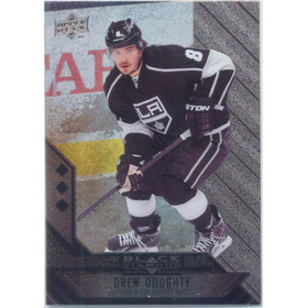 2014-15 BLACK DIAMOND - DREW DOUGHTY #168 TRIPLE DIAMOND