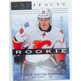 2014-15 ARTIFACTS - TYLER WOTHERSPOON #149 ROOKIE 305/999