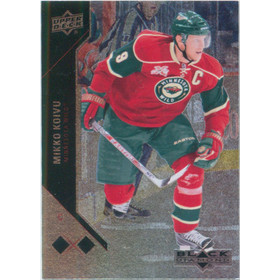 2011-12 BLACK DIAMOND - MIKKO KOIVU #104 DOUBLE DIAMOND
