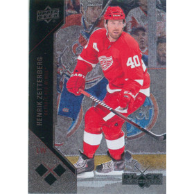 2011-12 BLACK DIAMOND - HENRIK ZETTERBERG #174 TRIPLE DIAMOND