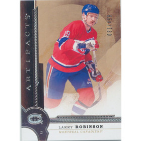 2016-17 ARTIFACTS - LARRY ROBINSON #144 81/499
