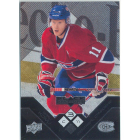 2008-09 BLACK DIAMOND - SAKU KOIVU #142 TRIPLE DIAMOND