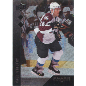 2009-10 BLACK DIAMOND - PAUL STASTNY #103 DOUBLE DIAMOND