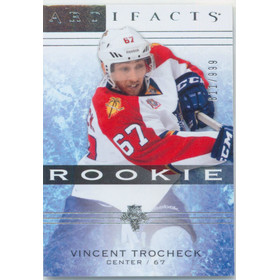 2014-15 ARTIFACTS - VINCENT TROCHECK #150 ROOKIE 811/999