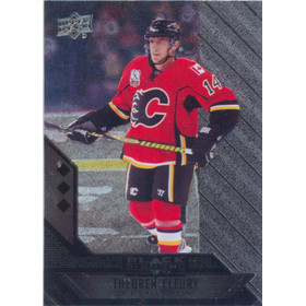 2014-15 BLACK DIAMOND - THEOREN FLEURY #174 TRIPLE DIAMOND