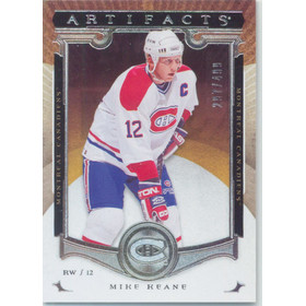 2015-16 ARTIFACTS - MIKE KEANE #143 297/499