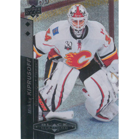 2010-11 BLACK DIAMOND - MIIKKA KIPRUSOFF #102 DOUBLE DIAMOND
