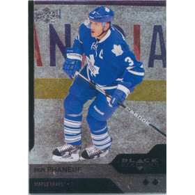 2013-14 BLACK DIAMOND - DION PHANEUF #113 DOUBLE DIAMOND