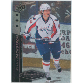 2010-11 BLACK DIAMOND - NICKLAS BACKSTROM #134 TRIPLE DIAMOND