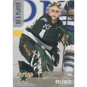 1999-00 BE A PLAYER MEMORABILIA - ED BELFOUR #174 SILVER 936/1000