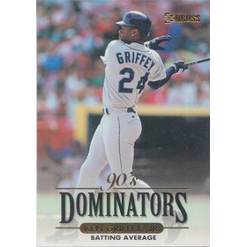 1994 Donruss - Ken Griffey Jr. Dominators #B6