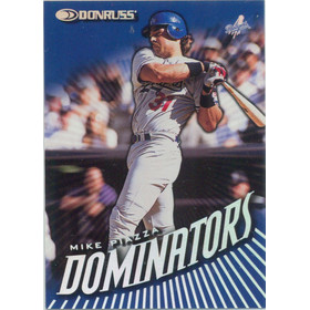 1998 Donruss - Mike Piazza Dominators #29