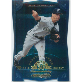 1998 Leaf - Kevin Brown Fractal Diamond Axis #39 38/50