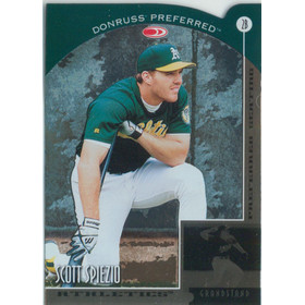 1998 Donruss Preferred - Scott Spiezio Preferred Seating #132