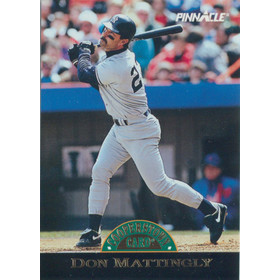 1993 Pinnacle - Don Mattingly Cooperstown #14
