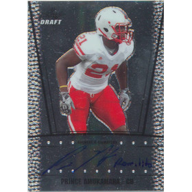 2011 Leaf Metal Draft - Prince Amukamara #RC-PA1