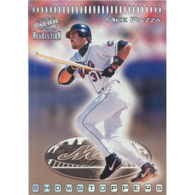 1998 Revolution - Mike Piazza Showstoppers #33
