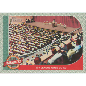 2017 Topps Heritage - Ivy League Goes Co-ed News Flashbacks #NF-13