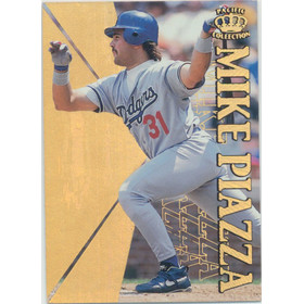 1996 Pacific - Mike Piazza Hometowns #HP-1