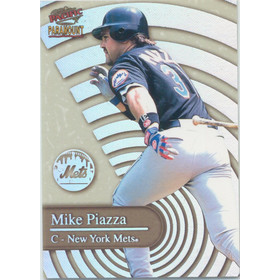 1999 Paramount - Mike Piazza Personal Bests #21