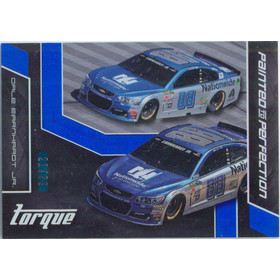 2016 Torque - Dale Earnhardt Jr. Painted to Perfection Blue #PTP7 21/99